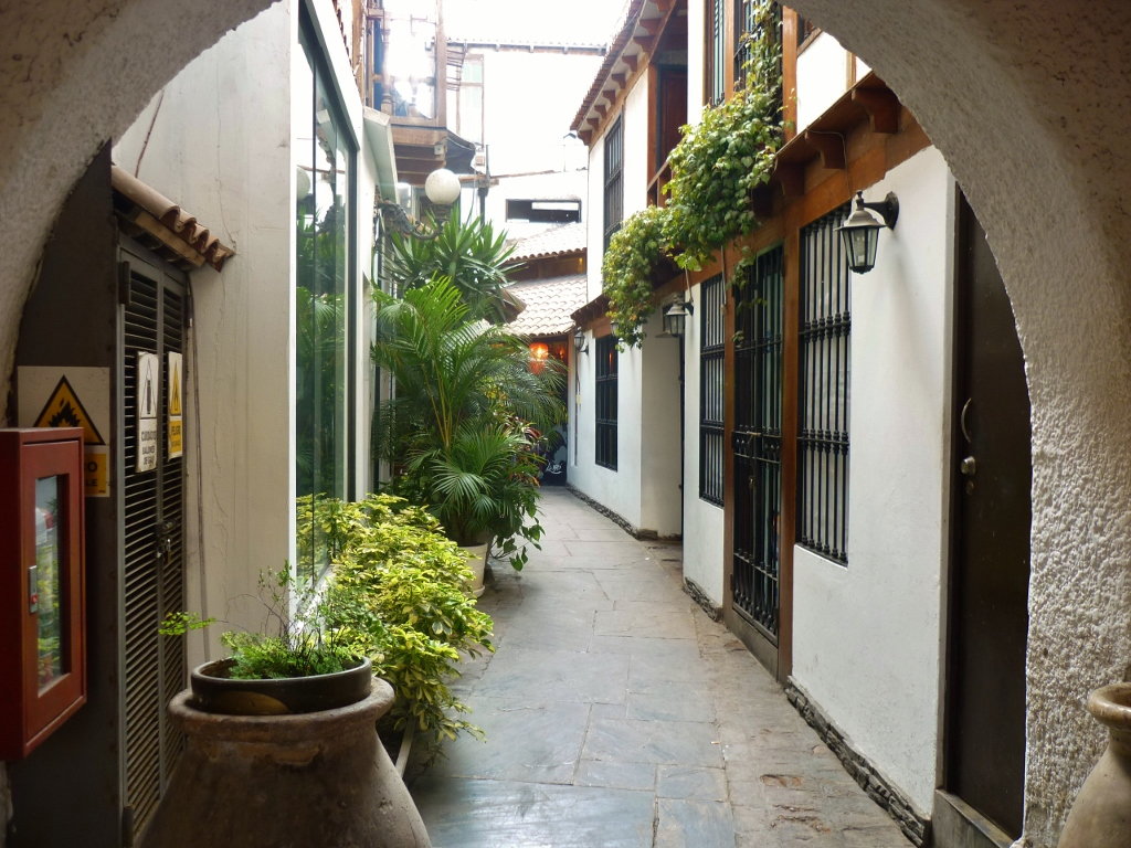 PERU . LIMA . Saqra. Excelência Em Sabor Em Ambiente Lúdico. Outro Restaurante Imperdível.