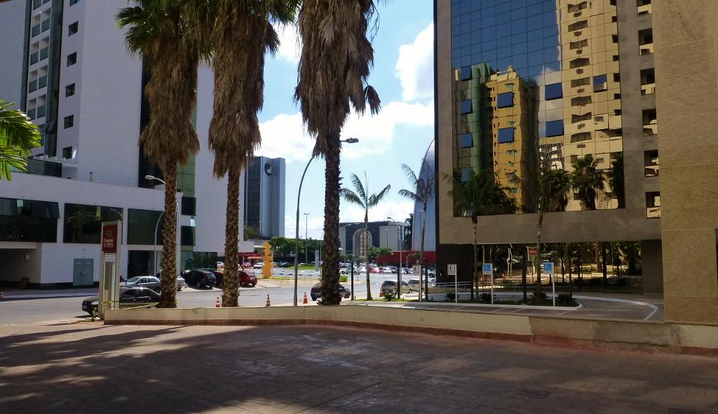 BRASIL . GOIÁS . BRASÍLIA – Hotel Confort Suites Brasilia. Excelente Localização e… Conforto!