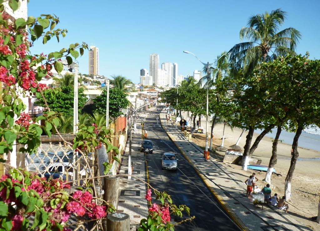BRASIL . RIO GRANDE DO NORTE . NATAL: Pousada Manga Rosa – Conforto, Charme, Descontração e Boa Localização.