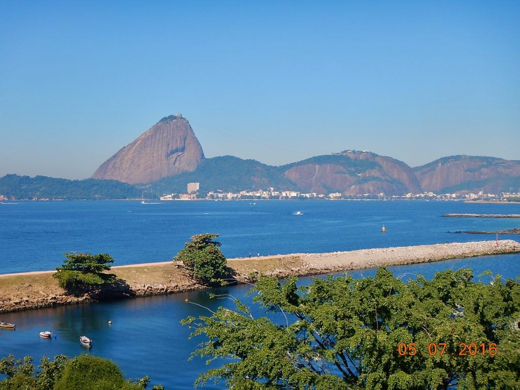 BRASIL . RIO DE JANEIRO (CIDADE) . Aeroporto, Shopping e Hotel de Primeira – Tudo No Mesmo Lugar.