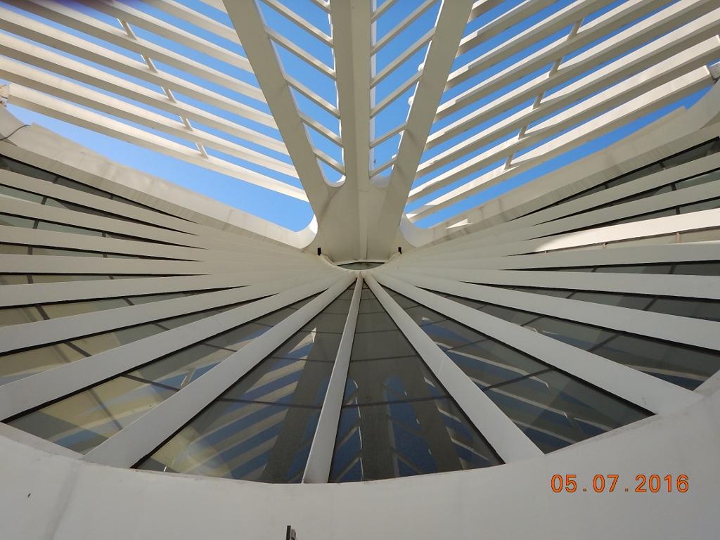 BRASIL . RIO DE JANEIRO (CIDADE). O Surpreendente Museu do Amanhã.
