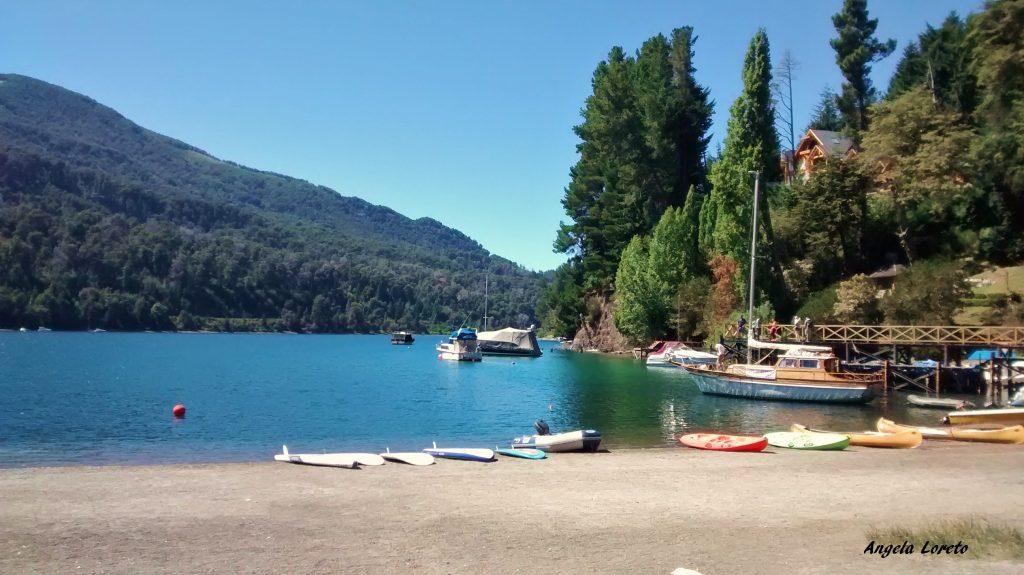 ARGENTINA . BARILOCHE: Lago Nahuel Huapi – O Passeio de Veleiro de Angela Loreto.