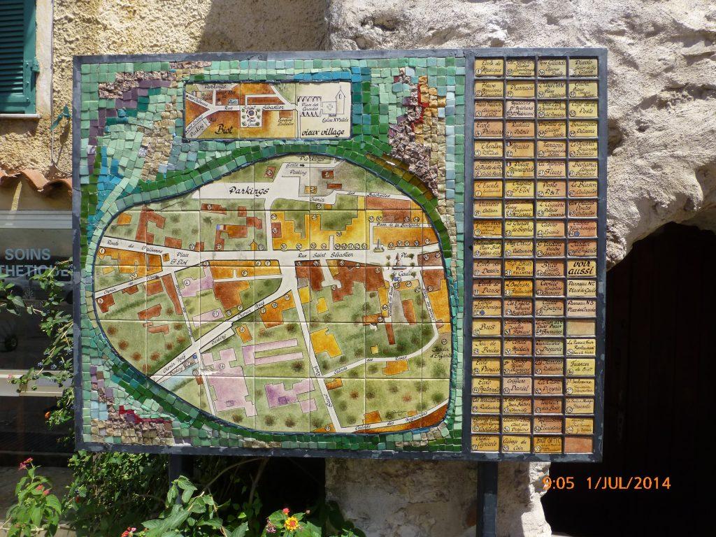 FRANÇA. BIOT – Arte em Vidros. Produtos Provençais.