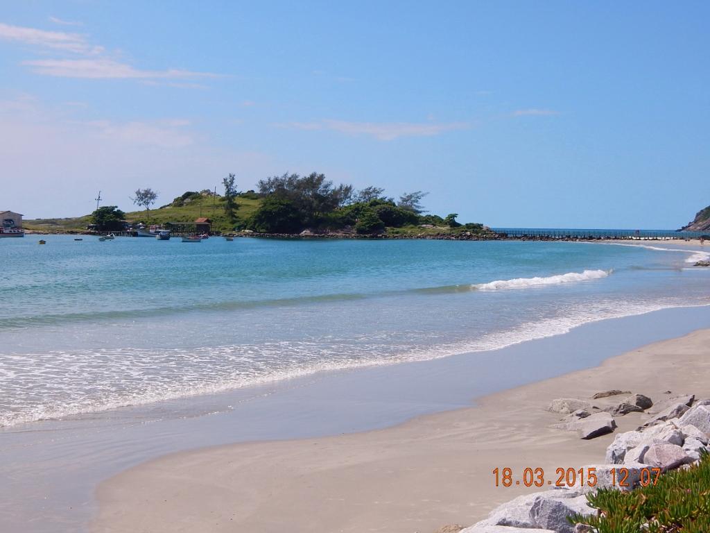 BRASIL . SANTA CATARINA . Florianópolis: Praias da Armação e Matadeiro. Ponta das Campanhas.