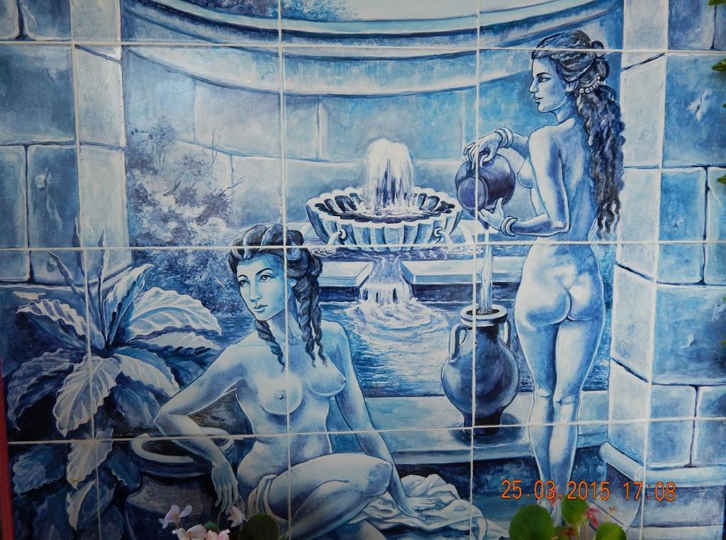 BRASIL . ILHA DE SANTA CATARINA . FLORIANÓPOLIS – RIBEIRÃO DA ILHA – Atelier de Jesus Fernandes.
