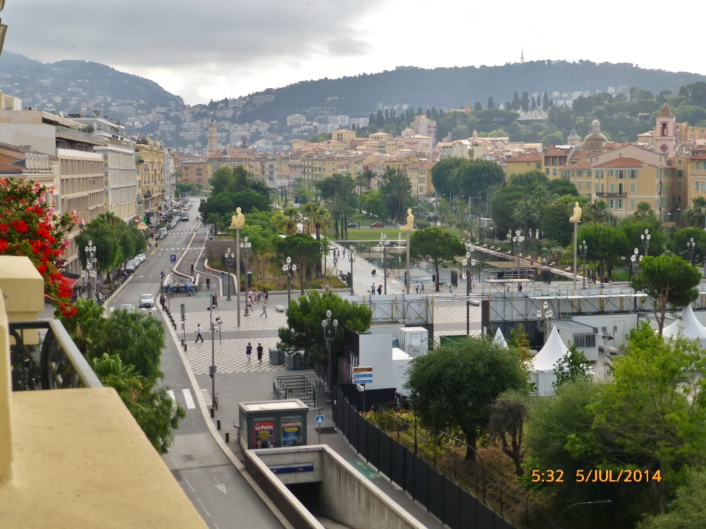 FRANÇA . PROVENCE: De Nice a Marseille.