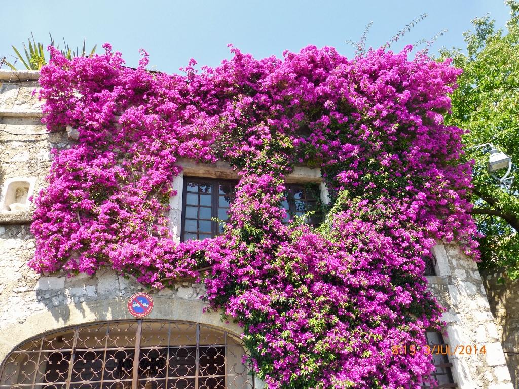FRANÇA . PROVENCE: Saint-Paul-de-Vence. Passeio Imperdível Próximo de Nice.