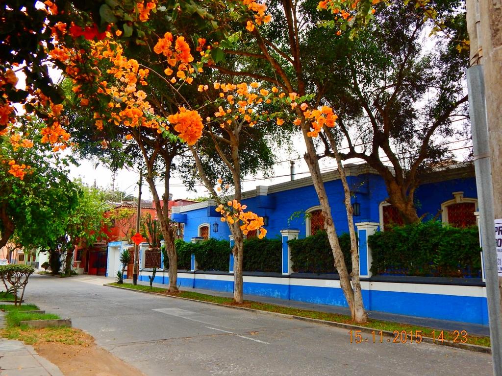 PERU . LIMA – BARRANCO , Tradicional Bairro da Capital