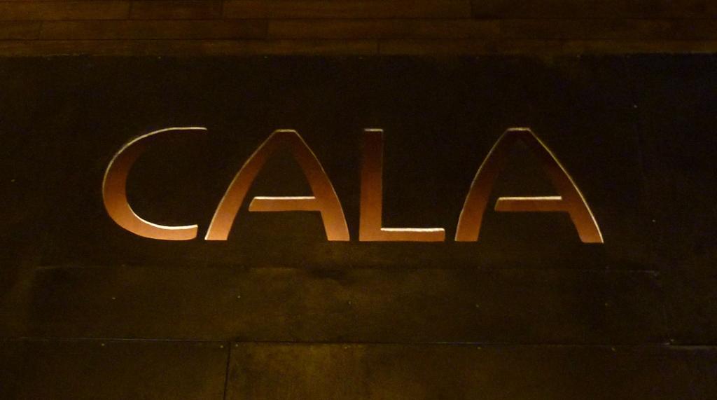 PERU. LIMA – Restaurante CALA. Incluído Na Lista Dos Melhores Da Cidade.