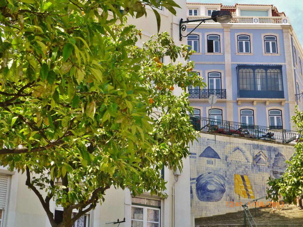 PORTUGAL . LISBOA – Um Rolê Pelas Ruas Da Cidade.