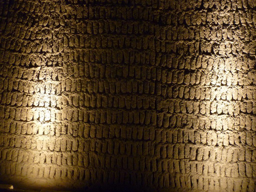 PERU . LIMA . Huaca Pucllana . Sítio Arqueológico. Simplesmente, FANTÁSTICO!