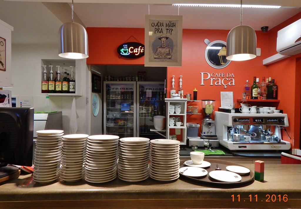 BRASIL . SANTA CATARINA . FLORIANÓPOLIS . CAFÉ DA PRAÇA, em Santo Antonio de Lisboa – Delícias e Muito Charme.