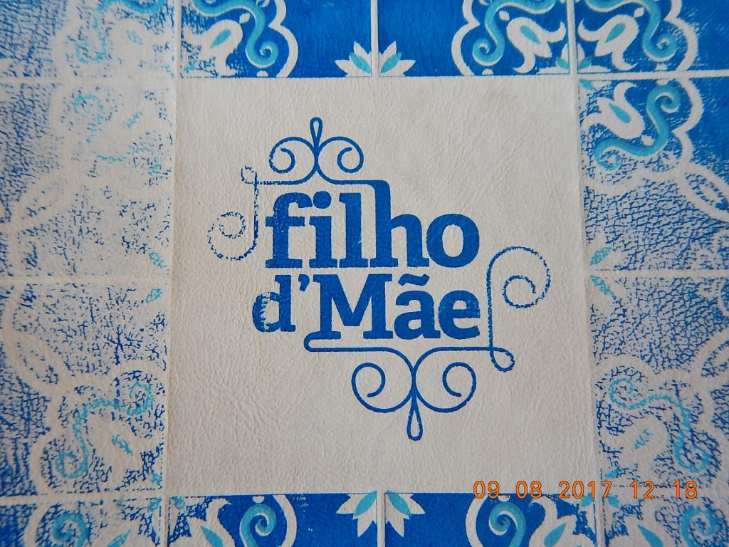 BRASIL . RIO DE JANEIRO (CIDADE) – O Filho d'Mãe Está Na Barra da Tijuca.