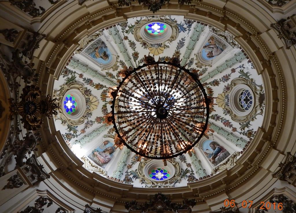 BRASIL . RIO DE JANEIRO . Igreja N. S. da Lapa dos Mercadores, no Centro da Cidade, Para Quem Aprecia Arte Independentemente de Religiosidade.