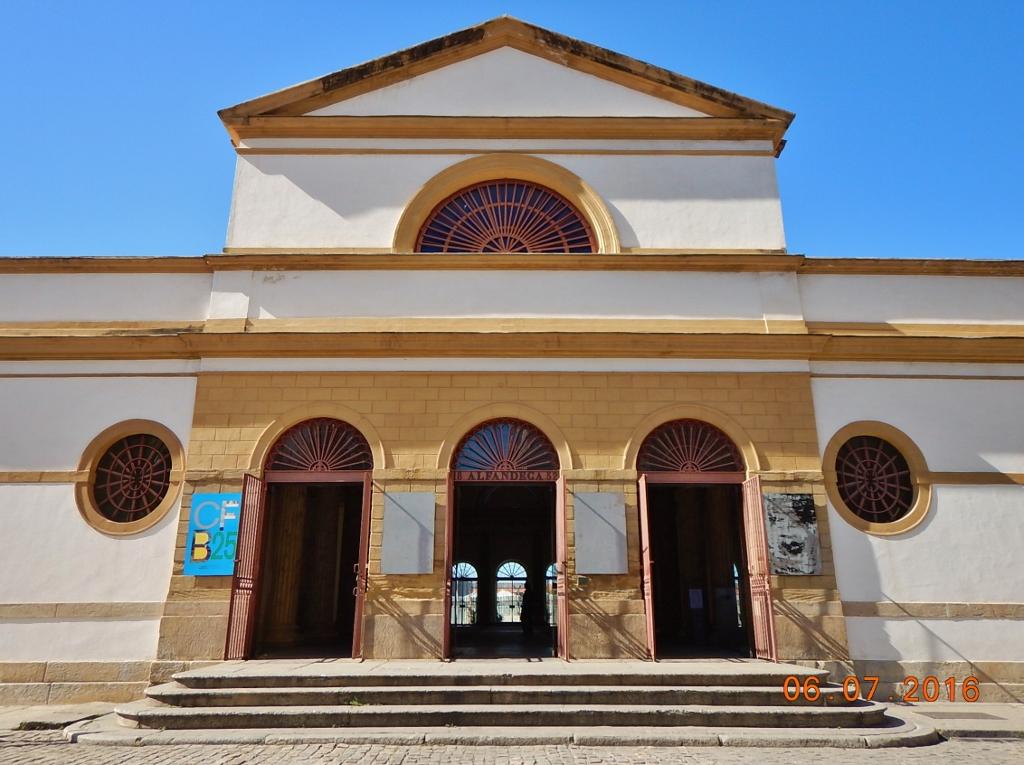 BRASIL . RIO DE JANEIRO . Casa França-Brasil – Centro Cultural.
