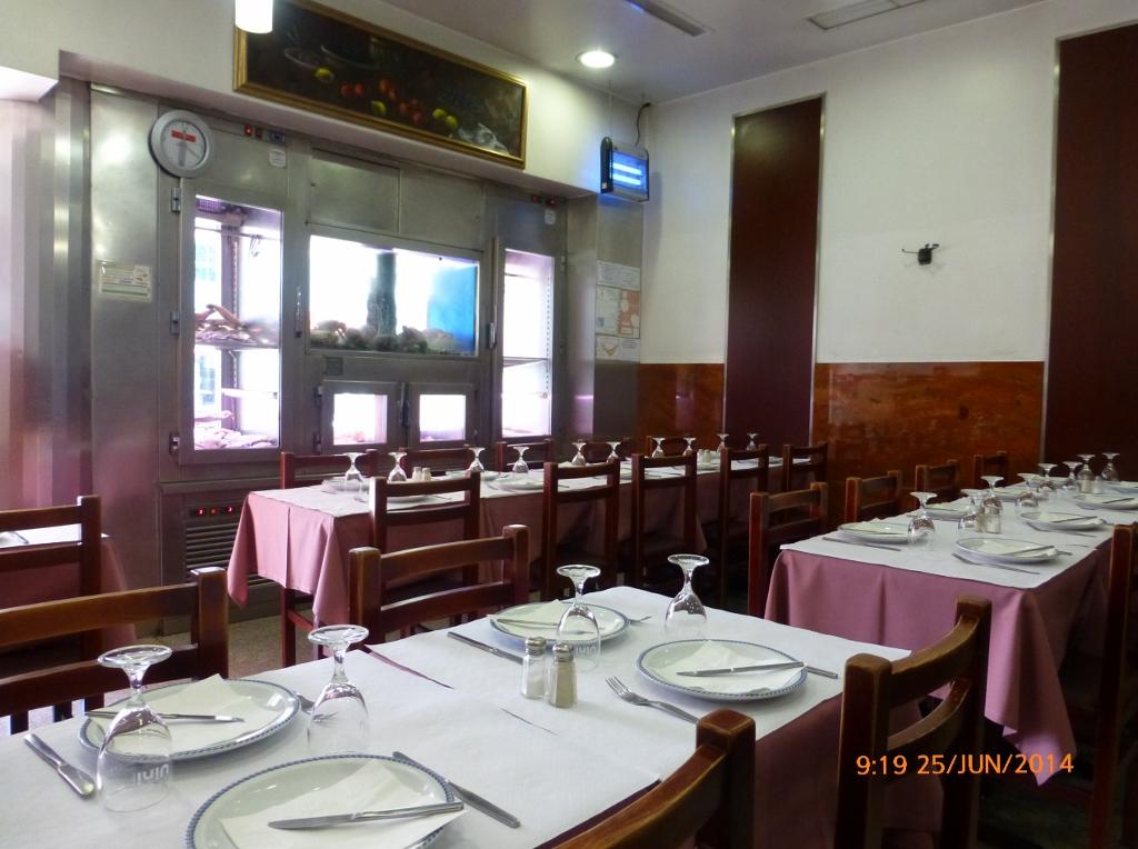 PORTUGAL . LISBOA . Restaurante O CARDO. Superou Nossas Expectativas.