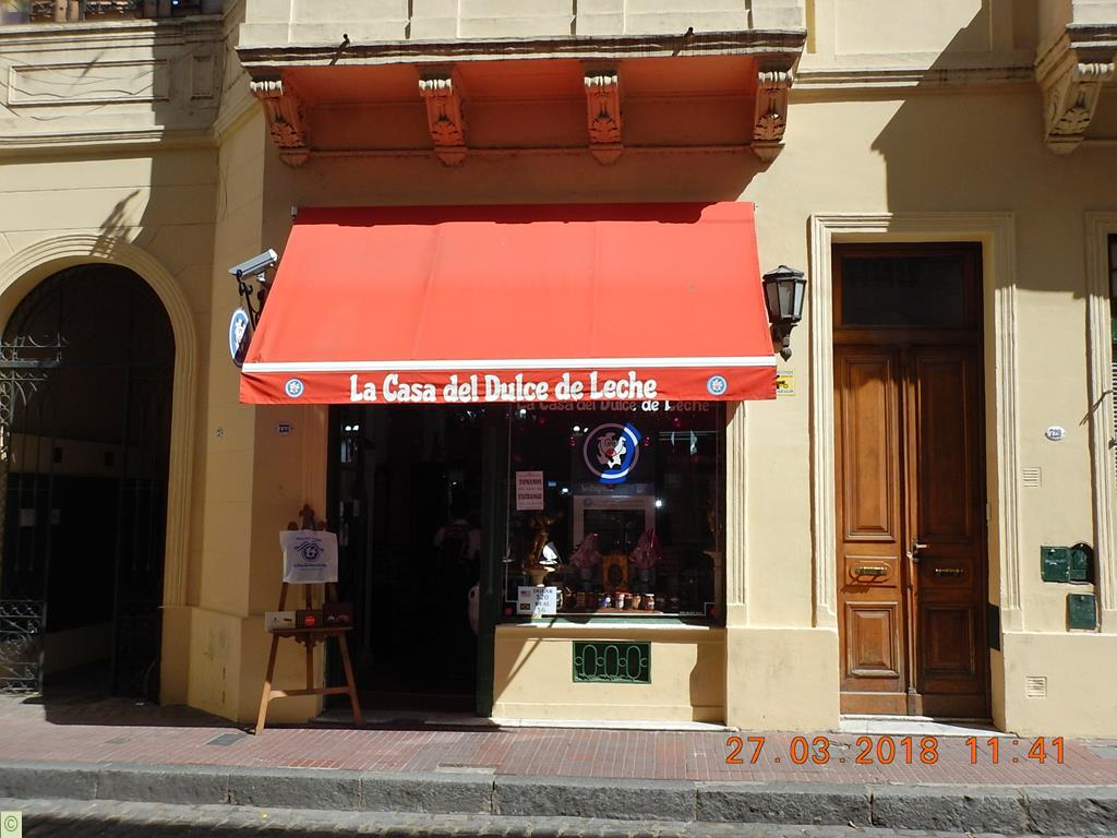 ARGENTINA . BUENOS AIRES: A Casa do Doce de Leite. Fantástica!