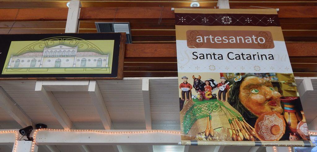 BRASIL. SANTA CATARINA. FLORIANÓPOLIS – Casa da Alfândega: Onde Comprar Artesanatos Catarinenses.