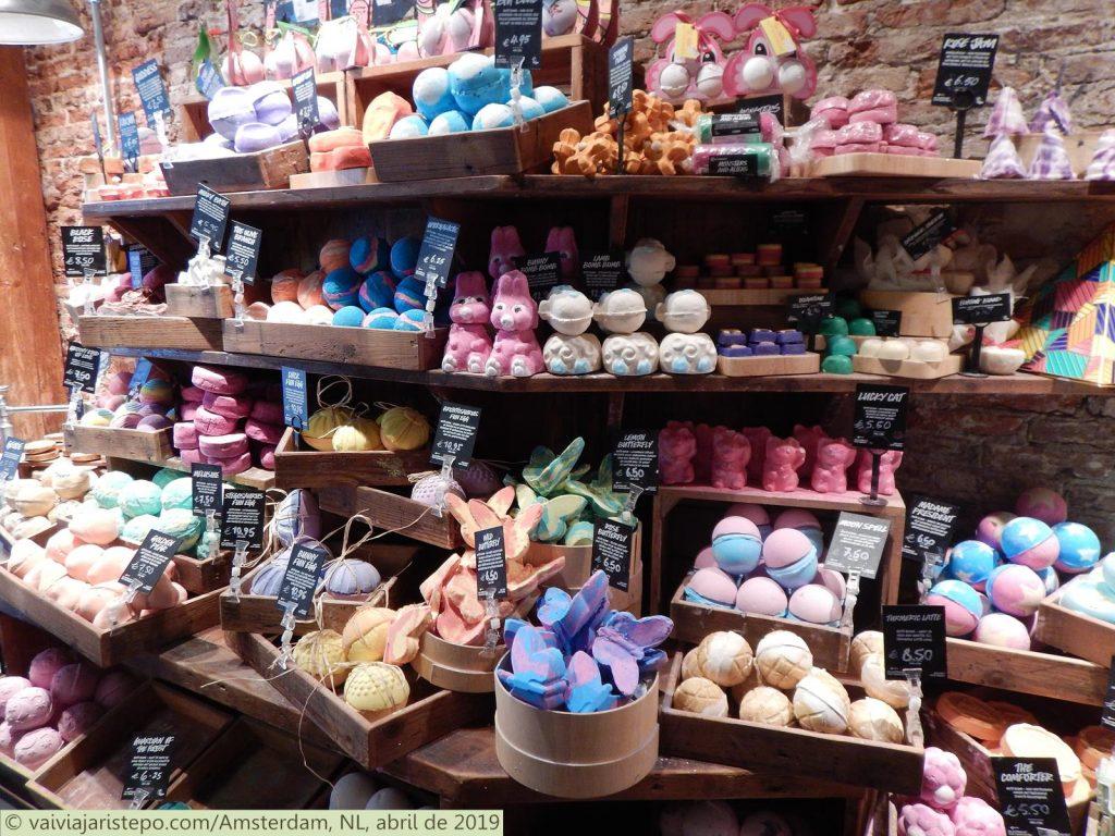 HOLANDA . AMSTERDAM . LUSH – Onde Comprar O Que Há de Melhor Em Matéria de Cosméticos e…